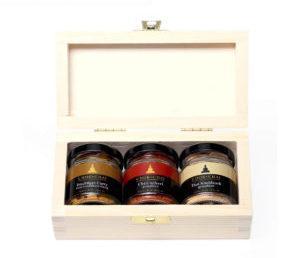 Geschenkbox von Chok Chai