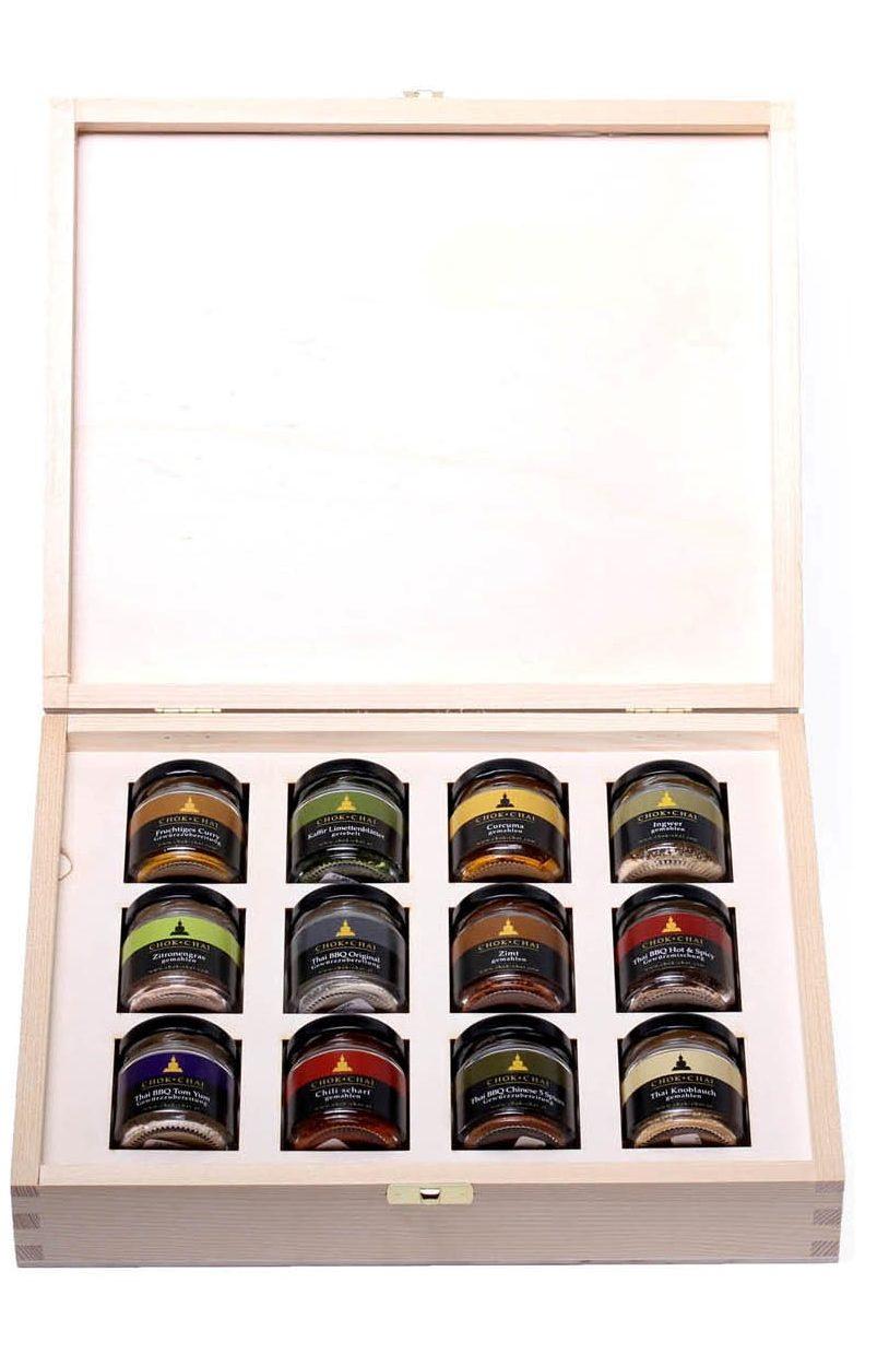 Geschenkbox De Luxe von Chok Chai